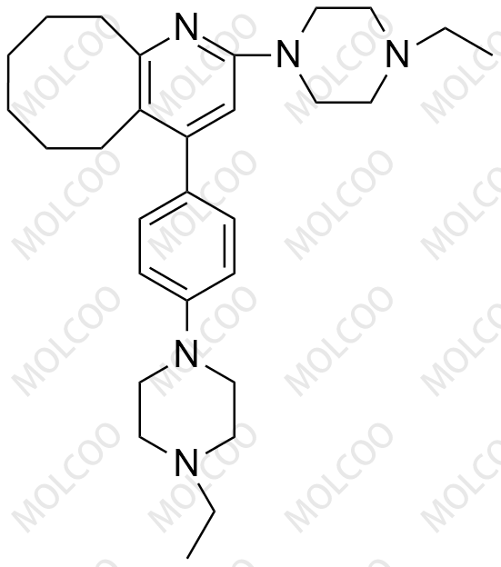blonanserin impurity B