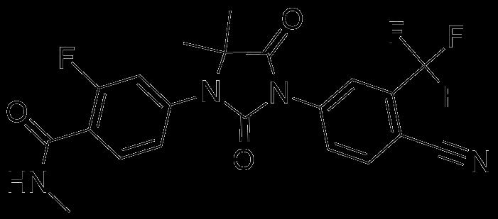 Enzalutamide impurity J