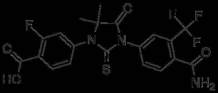 Enzalutamide impurity K