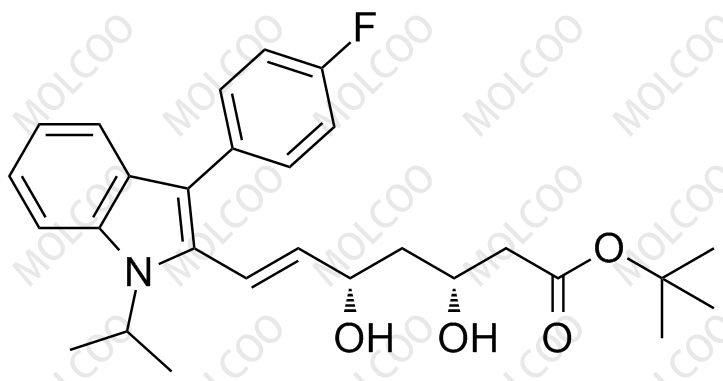 Fluvastatin EP Impurity B