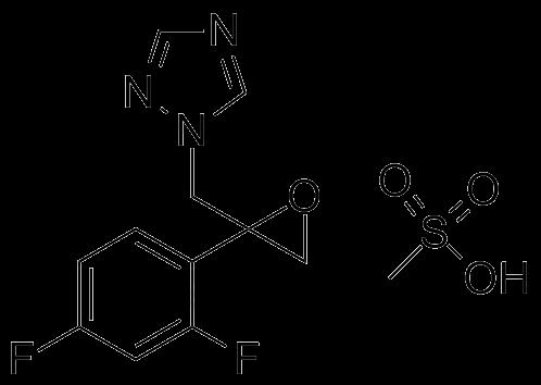 Fluconazole EP Impurity G Mesylate