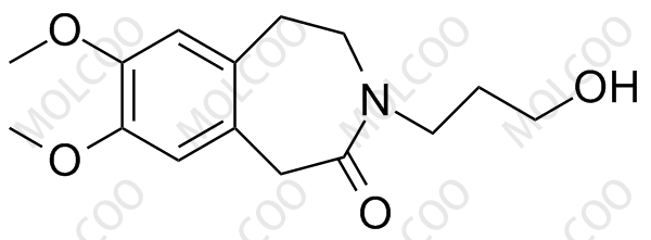 Ivabradine related compound 7