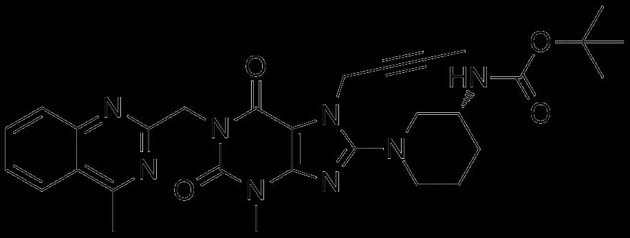 Linagliptin Impurity B