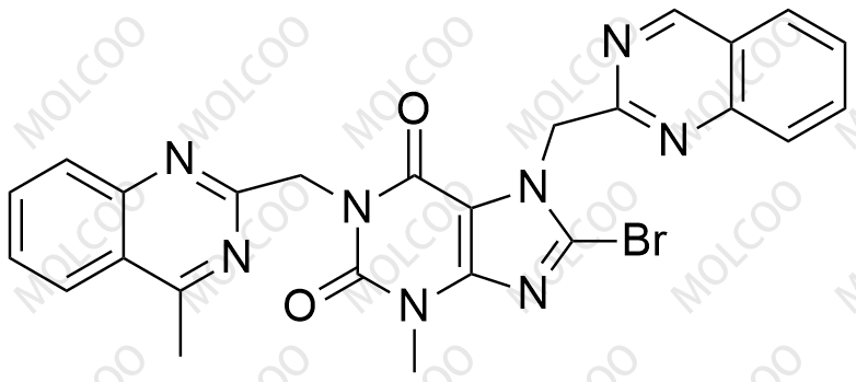 Linagliptin Impurity J