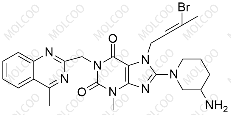 Linagliptin Impurity R
