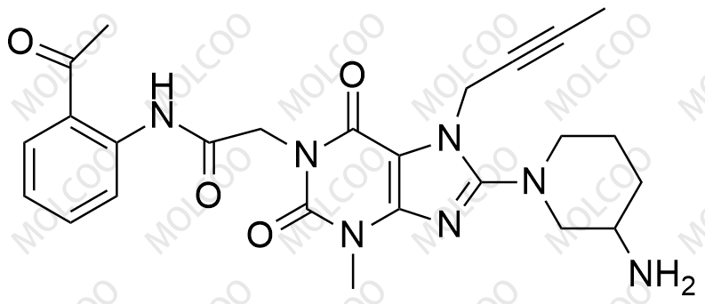 Linagliptin Impurity T