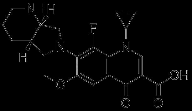 Moxifloxacin EP Impurity D