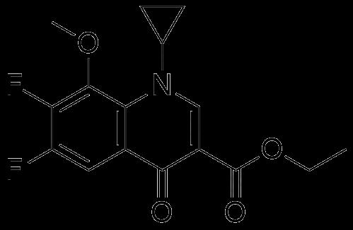 Moxifloxacin Impurity G