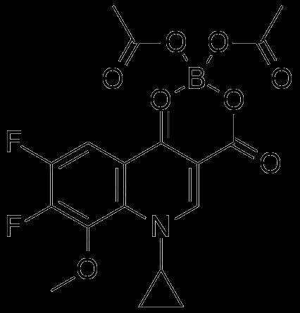 Moxifloxacin Impurity I