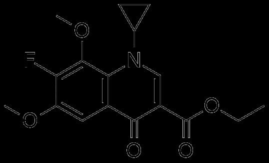 Moxifloxacin Impurity O