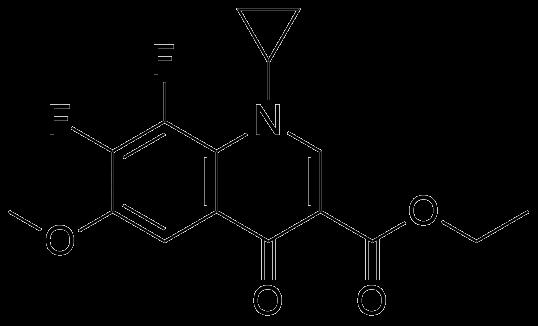 Moxifloxacin Impurity Q