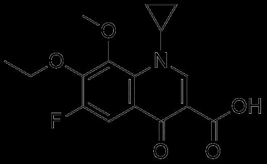 Moxifloxacin Impurity T