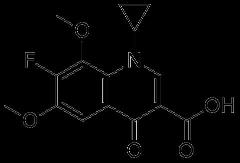 Moxifloxacin Impurity X