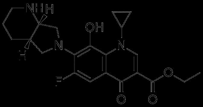 Moxifloxacin Impurity Y