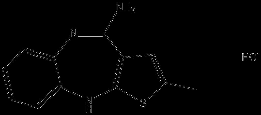 Olanzapine impurity E