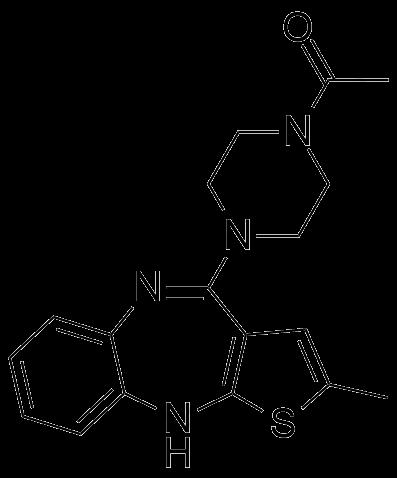 Olanzapine impurity H