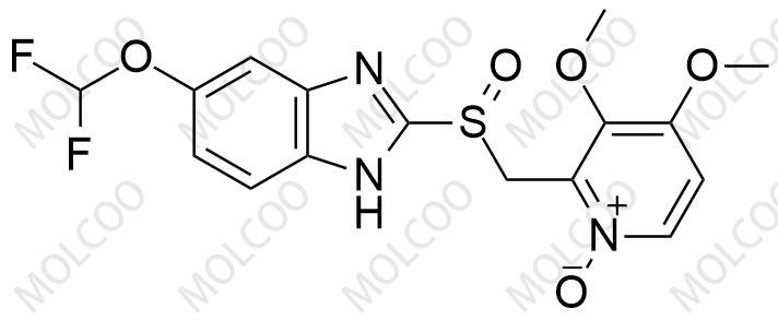 Pantoprazole impurity 4