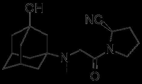 (R)-Vildagliptin