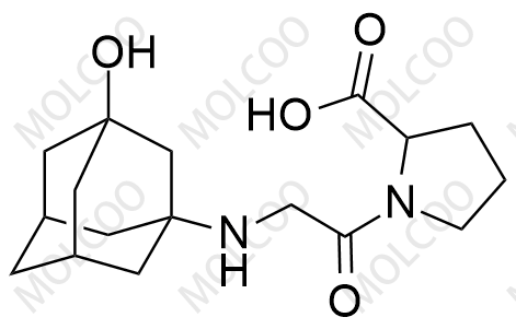 Vildagliptin Impurity B